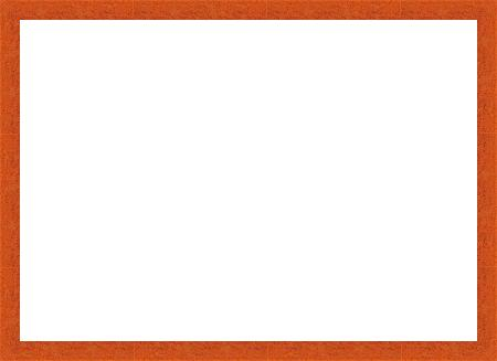 bilderrahmen 84 1 x 59 4 cm orange gewischt. Black Bedroom Furniture Sets. Home Design Ideas