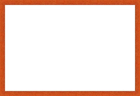 bilderrahmen 91 5 x 61 0 cm orange gewischt. Black Bedroom Furniture Sets. Home Design Ideas